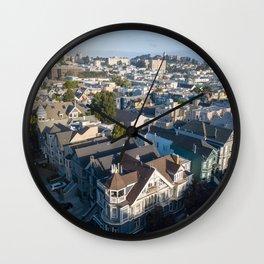 Landscape Photography by Clayton Cardinalli Wall Clock
