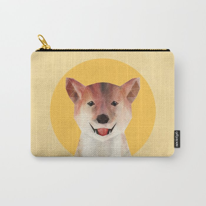 Sunny Disposition Carry-All Pouch