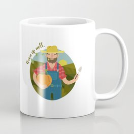 Farmer Coffee Mug