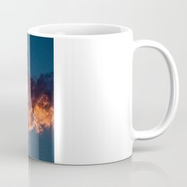 Clouds On Fire Coffee Mug