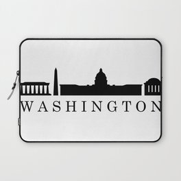 skyline washington Laptop Sleeve