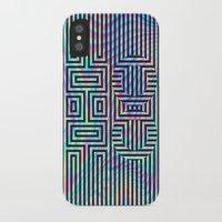 xoxo iPhone & iPod Cases featuring xoxo by Marta Olga Klara