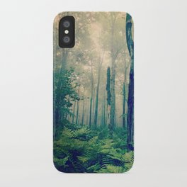 Walk to the Light iPhone Case