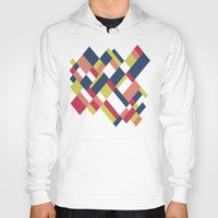 matisse Hoodies featuring Map Matisse by Project M
