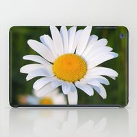daisies iPad Cases featuring Daisies by Rose Etiennette