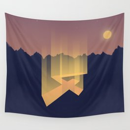 the 4th canyon Wall Tapestry