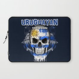 To The Core Collection: Uruguay Laptop Sleeve