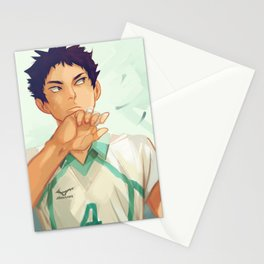 Iwaizumi Stationery Cards