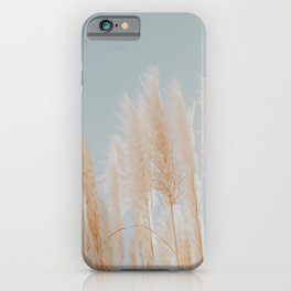 Slow Time iPhone Case