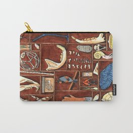 Curious Cabinet Carry-All Pouch