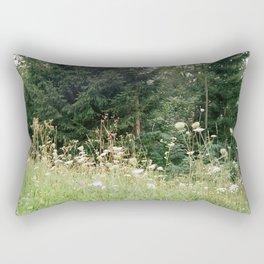 Wildflowers 1 Rectangular Pillow