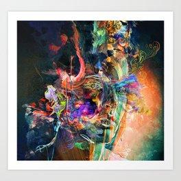 Foide Art Print