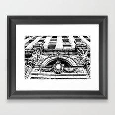 The Ladies Framed Art Print