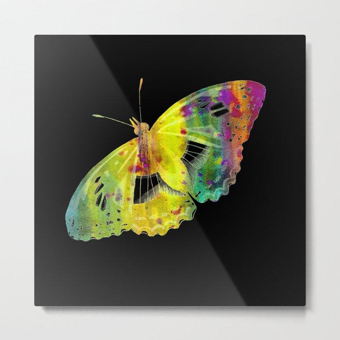 Butterfly QP Metal Print