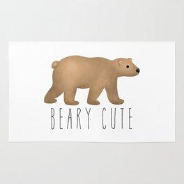 Beary Cute Rug