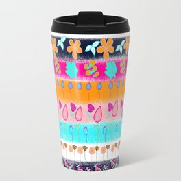 Gypsy Bohemian Pattern Travel Mug