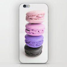 macaroon tower iPhone & iPod Skin