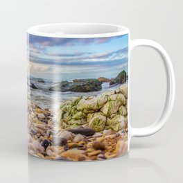 Low pebbles, smooth tide Coffee Mug