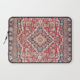 Mohtashem Kashan Central Persian Rug Print Laptop Sleeve