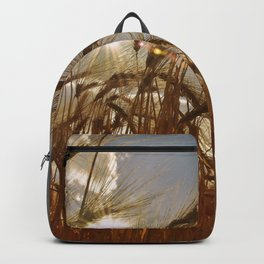 Cereals Cornfield Backpack
