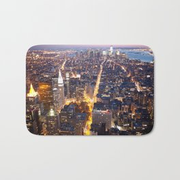NYC FIRE Bath Mat