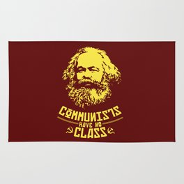 Communists Have No Class Rug