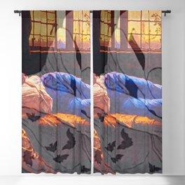 Chatterton's Dream Blackout Curtain