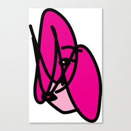 Artsy Canvas Print