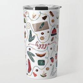 Hygge Christmas Collection Travel Mug