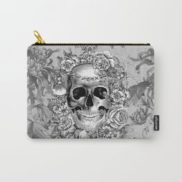 Natural Death BW Carry-All Pouch
