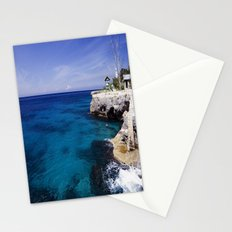Caribbean Ocean Stationery Cards