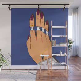 Deadly Touch Wall Mural