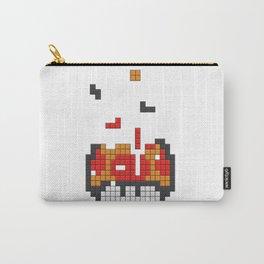 Super Mario Mushroom Tetris Carry-All Pouch