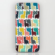 baby llamas iPhone & iPod Skin
