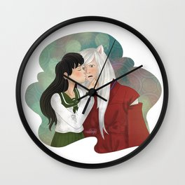 What a surprise! Wall Clock