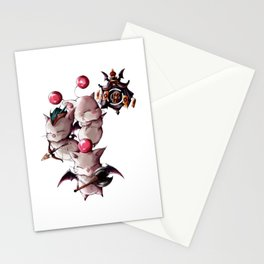 Fatty Little Moogle Stationery Cards