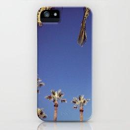 november sunday iPhone Case