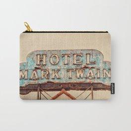Hotel Mark Twain, Hollywood Carry-All Pouch
