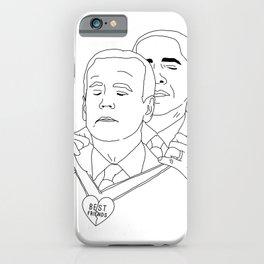 ObamaBiden iPhone Case
