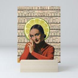 Top shelf Mini Art Print