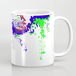 Rainbow Spurt 03 Coffee Mug