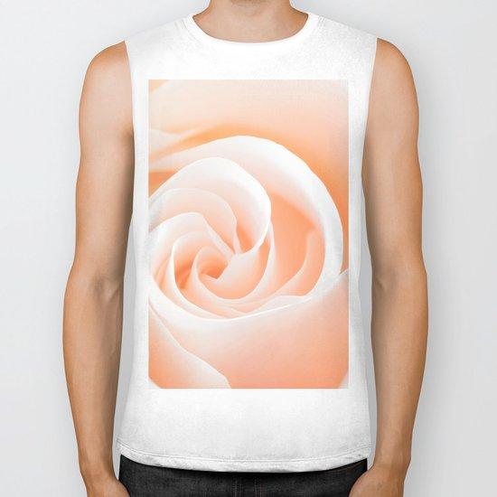 Rose´s heart I- Beautiful roses flower in pink Biker Tank