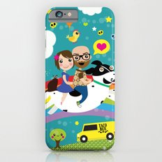 Rick and Ellen Fly to the Taco Bus Slim Case iPhone 6s