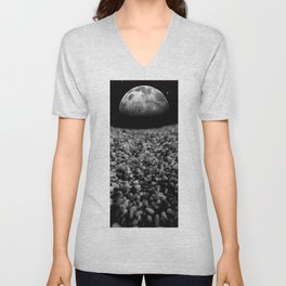 Spacewalk Unisex V-Neck