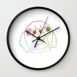 Abner Wall Clock