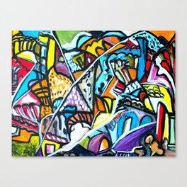 Shirakawago 白川村 #society6 #decor #buyart Canvas Print
