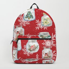 Christmas Jars Backpack