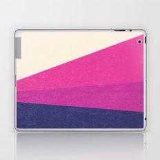 Stripe IV Violet Ray Laptop & iPad Skin