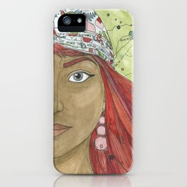Shiphrah iPhone Case