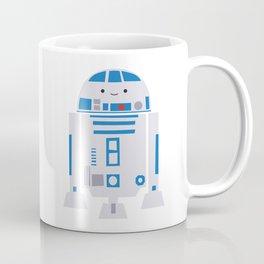Itty Bitty R2D2 -- droid kawaii nursery art print Coffee Mug
